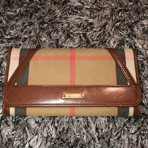 Burberry Billfold